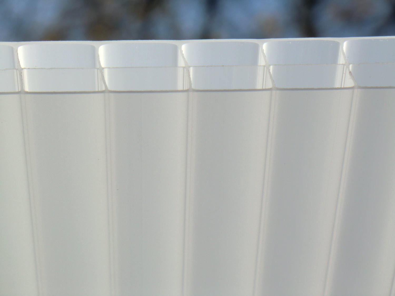 Recycled Multiwall Polycarbonate Cut-to-size | Birchwood Trading