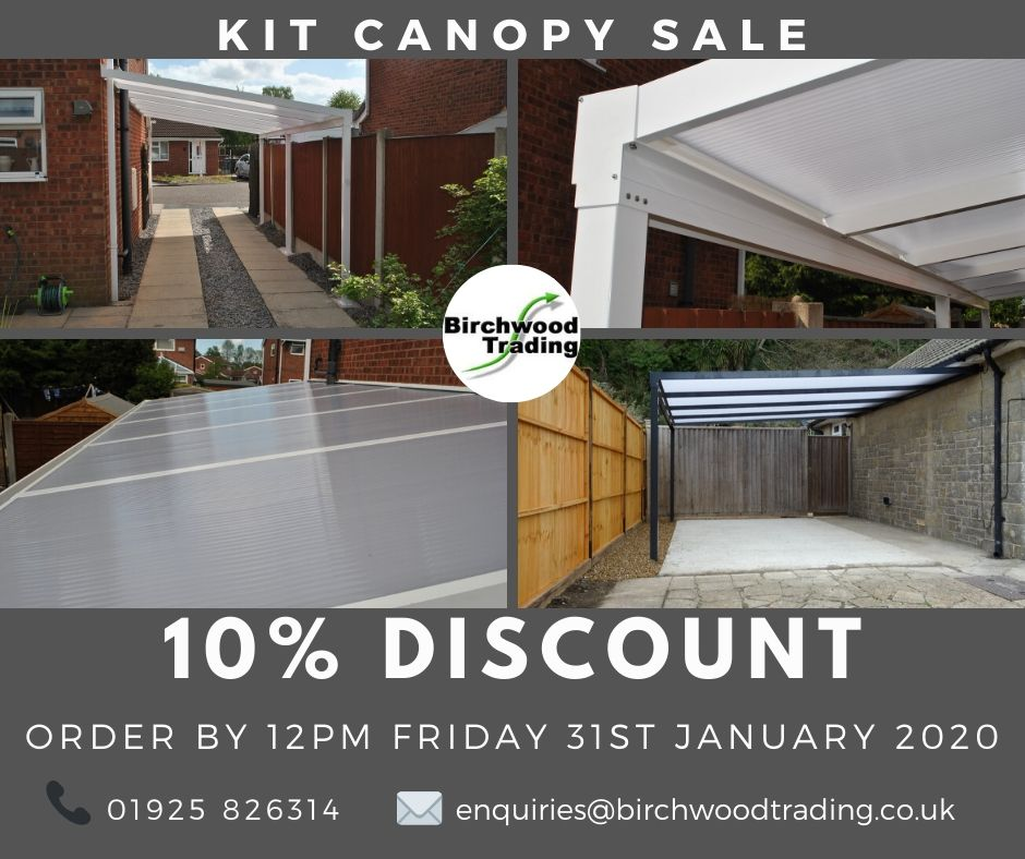 Kit Canopy Sale Now On!