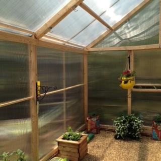 Garden glazing