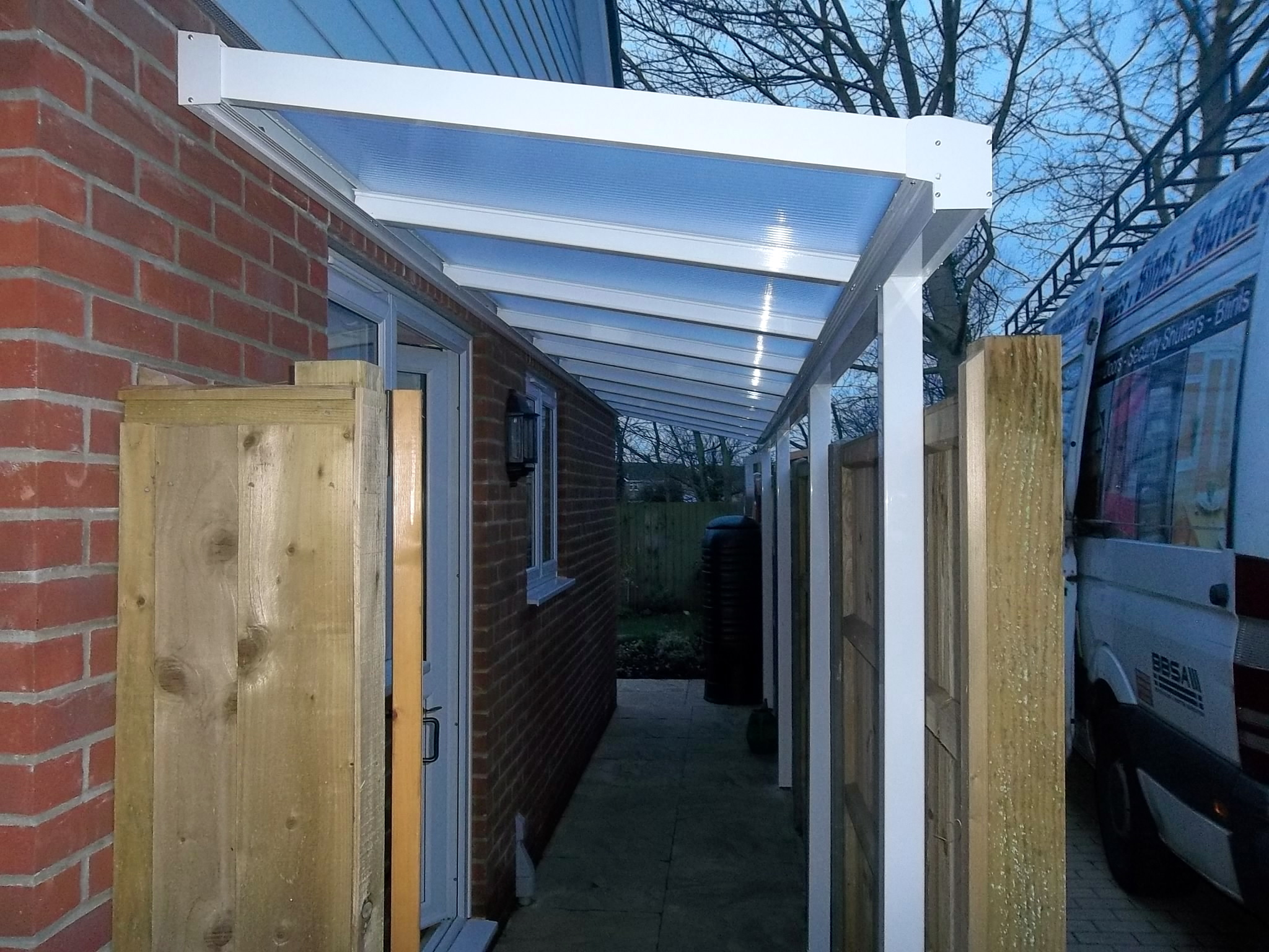 Canopies and Shelters for Social Distancing
